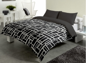 funda-nordica-bianca-graphic-color-negro-cama-90-cm