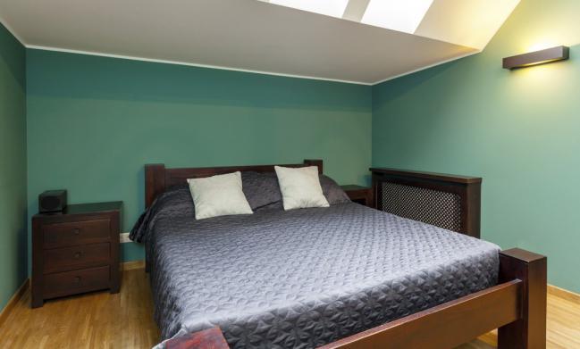 Colores para tu habitaci n best home stores - Pintar las paredes de dos colores ...