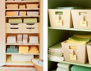 C mo guardar la ropa de cama best home stores - Muebles para almacenar ...
