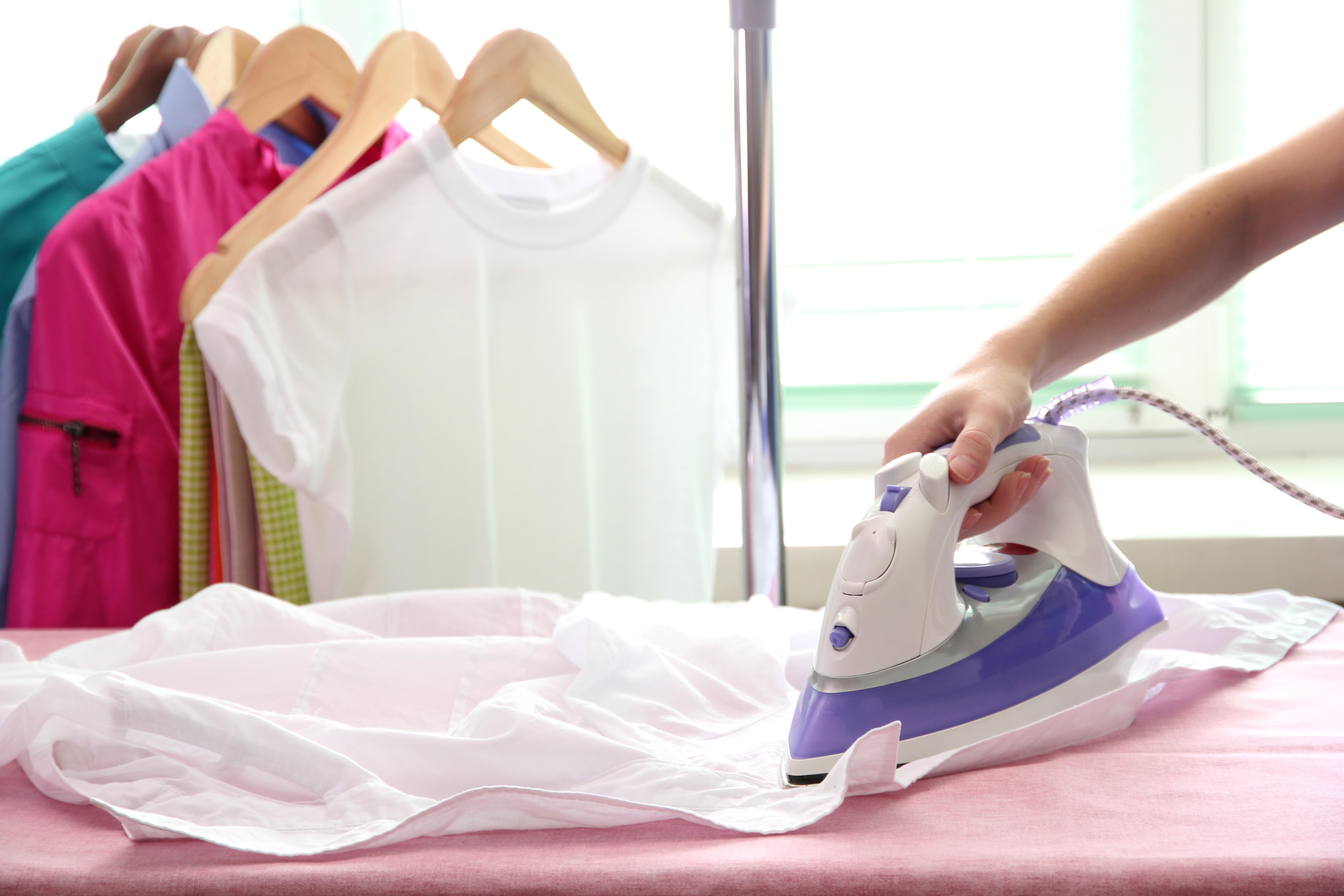Planchar pautas y consejos best home stores - Planchado de ropa ...